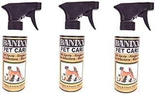 (3 Pack) Banixx Pet Care, 8-Ounce Bottles