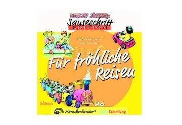 Sauseschritt Edition: 5. Für fröhliche Reisen - Eine Sammlung seiner schönsten Lieder
