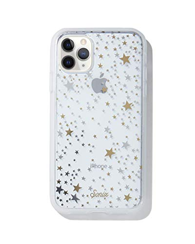 Sonix Starry Night Case for iPhone 11 Pro [10ft Drop Tested] Protective Gold Silver Stars Clear Case for Apple iPhone 11 Pro