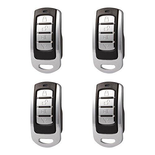 XCSOURCE® 4Pcs 868Mhz Clonación Clave De Control Remoto Copia Duplicador De Clonación Fob para Puerta Puerta De Garage Eléctrico HS928