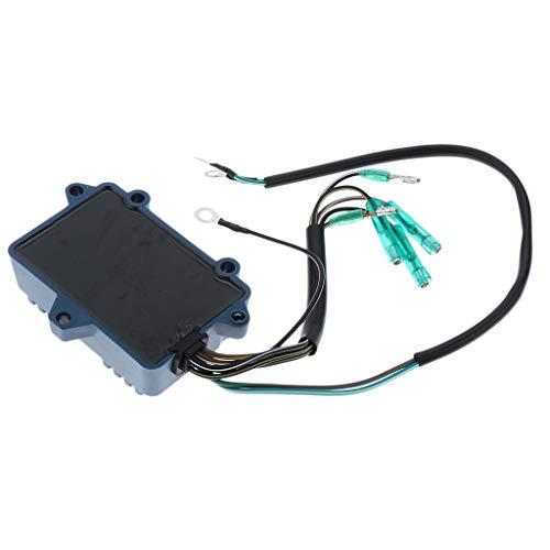 Shiwaki Für Mercury 7452A19 Außenborder Schaltkasten CDI Netzteil 6 8 10 15 16 20 25 PS