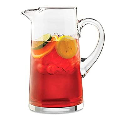Dailyware 90 oz. Glass Cantina Pitcher