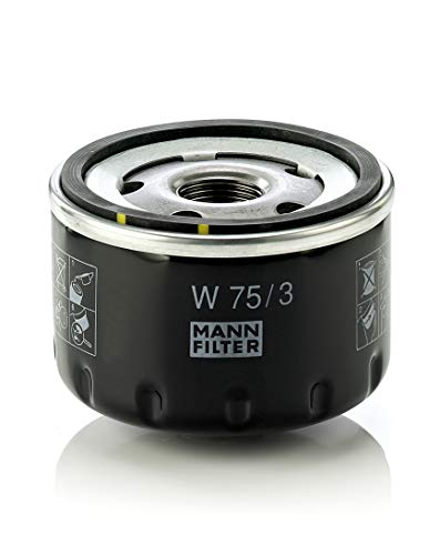 Original MANN-FILTER Ölfilter W 75/3 – Für PKW und Nutzfahrzeuge