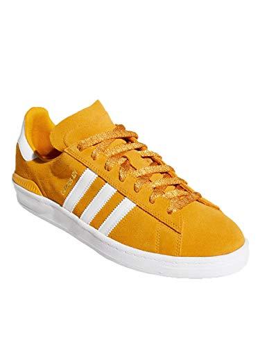 adidas Campus ADV - Zapatillas deportivas para hombre, color amarillo, Amarillo (amarillo), 40 2/3 EU
