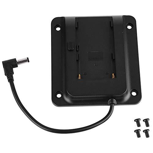 Camera Batterij Adapterplaat 75 MM Vervangende camera Batterijladers Case voor Sony NP-F970 F550 F770 F970 F960 F750 Batterijen