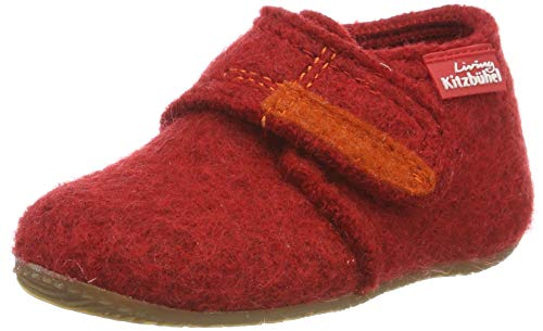 Zapatillas de Estar por casa para Beb/és Living Kitzb/ühel Babyklettschuh Eisb/är/& Schneeflocke