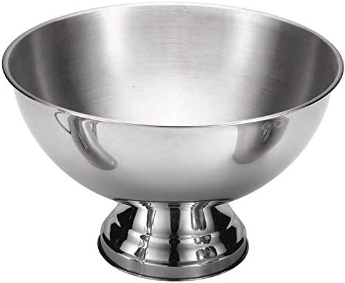 WJCCY Hight Quality Inexpensive Store Stainless Steel Ice Barr Bar Metal Beer Bowl