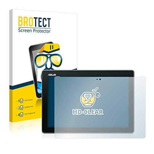 brotect Pellicola Protettiva Compatibile con ASUS ZenPad 10 Z300C / Z300CL / Z300M Pellicola Trasparente (2 Pezzi) Anti-Impronte