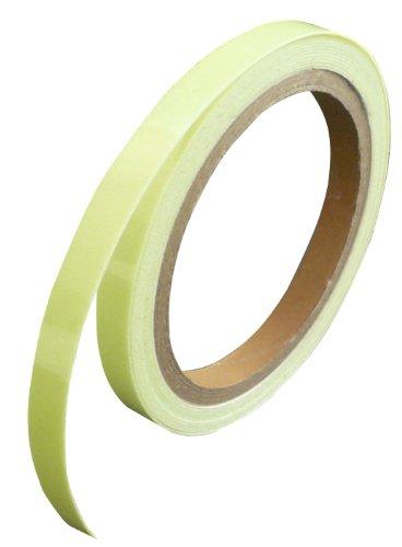 LTI 『蓄光テープ』 高輝度  SUPER α-FLASH(10mm幅×5m) SAF1005