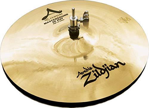 Zildjian A Custom 13' Mastersound Hi Hat Cymbals Pair