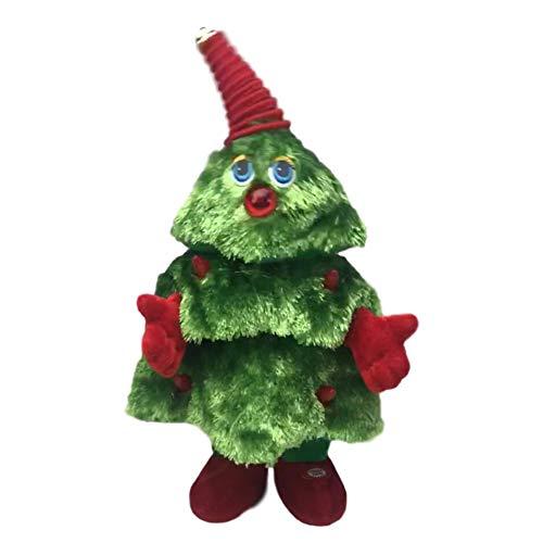 Teeyyui Juguete De Peluche De árbol De Navidad, árbol De N