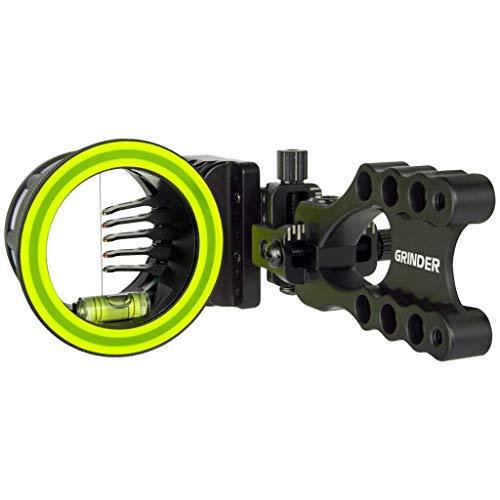 Spot Hogg Grinder MRT Micro Adjust Archery Sight-Right Hand/Five Pin/.019