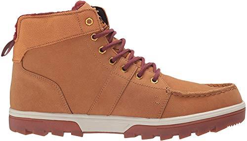 DC Shoes ADJB700003 - Botas para Hombre, Color Marrón, Talla 37 EU