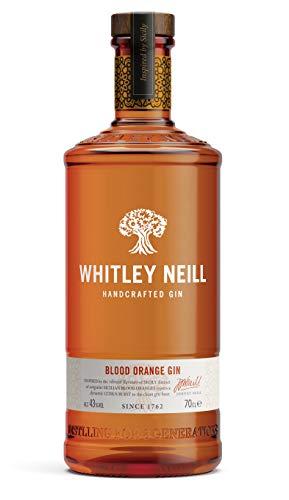 Whitley Neill Blood Orange Gin Ginebra - 700 ml
