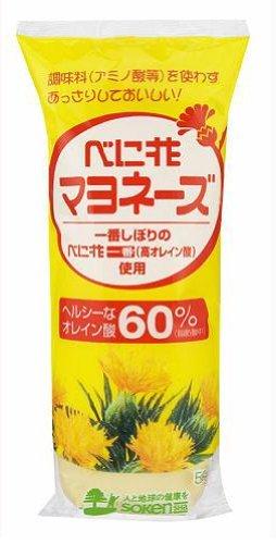 創健社 べに花オレインマヨネーズ 500g ×8セット