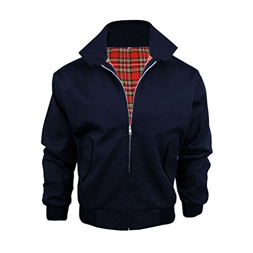 TOWN & COUNTRY CLOTHING STORE Herren Jacke  HRNGTN, Large, Blau - Navy