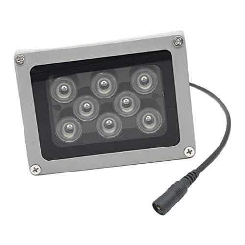Luz 6pcs IR IR Illuminator Array 30 50m MagiDeal Array de Lámpara de LED Infrarroja m8vOnNw0