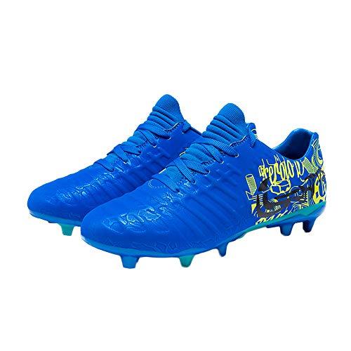 iFans Mvlsoct Men Athletic Outdoor/indoor Soccer shoe cleats