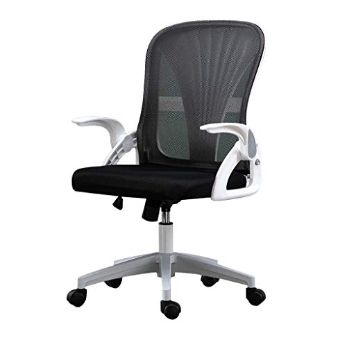 TGO Home Office Desk Chair Sofa Floor Chair Lounge Chair Ergonomic Learning Back Desk Lift Swivel Chair Computer Chair Office Chair