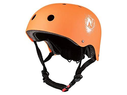 lyk NERF Kinder Fahrradhelm Helm Kinder Helm Bicycle Helmet 13 Luftkanäle für optimale Luftzirkulation (Pink) 49-54