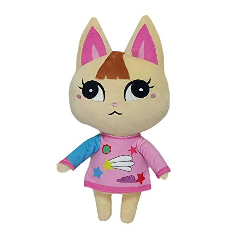 CDDKJDS 1 Regalo del Cruce De Animales Muñeca De Lollipop Muñeca De Peluche Suave Juguete Toy (Color : Natural, Size : Champagne)