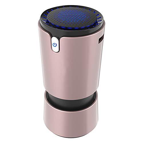 Humidificador-Humidificador Coche Coche purificador de aire coche ambientador de coche desodorización en el coche for eliminar el olor y la aromaterapia Negativo Ion Multifuncional bar de oxígeno