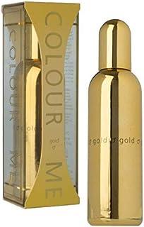Milton Lloyd Color Me Gold For Men-Eau de Toilette, 90 Ml