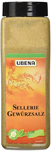 UBENA Sellerie Gewürzsalz, 3er Pack (3 x 1 kg)