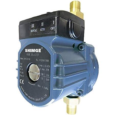 給水ポンプ 給湯ポンプ 加圧ポンプ シャワー圧 給湯・給水加圧ポンプ(ZP15-9-160)