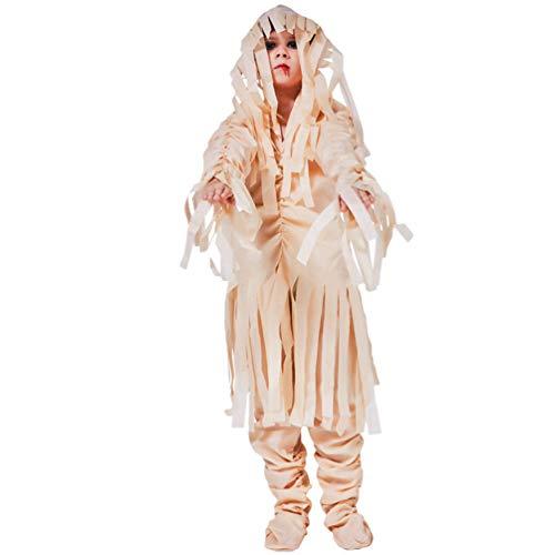 YuanDian Disfraces de Halloween Maquillaje Diablo De Terror Parca Disfras Faciles Trajes De Carnaval Zombie Outfit Sets Cosplay Ropa Halloween