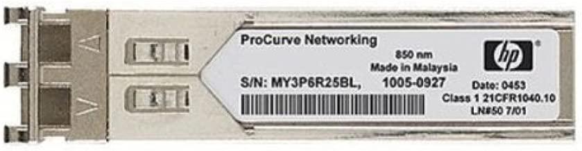 HP Procurve SFP-GBIC LX-LC J4859C (Renewed)