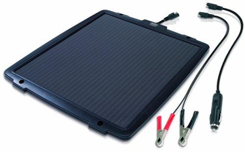 Ring Automotive RSP600 Cargador solar para baterías de coche, 12V 4.8W