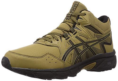 ASICS Gel-Venture 8 MT SL, Zapatillas de Running para Hombre, Rover Negro, 43.5 EU