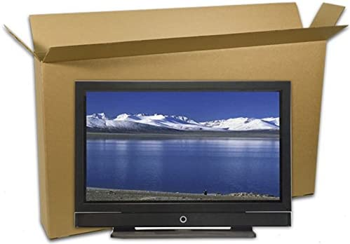 EcoBox 50 to 55 Inches Flat Screen TV Box (E-2710)