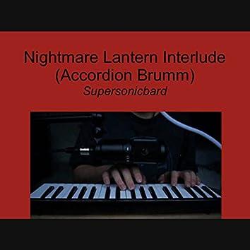 Nightmare Lantern Interlude (Accordion Brumm) (Cover)