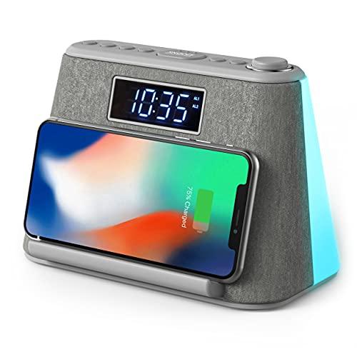 Radio Despertador Bluetooth Usb Marca i-box