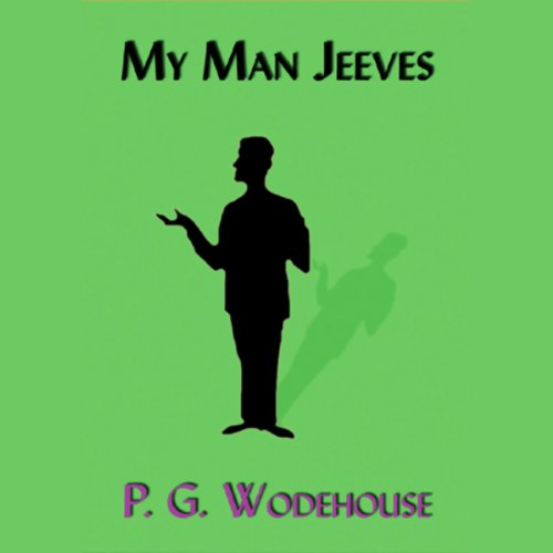 My Man Jeeves  Audiolibri