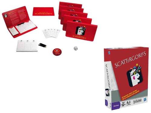 Hasbro Juegos En Familia Juego Scattergories 27-5721