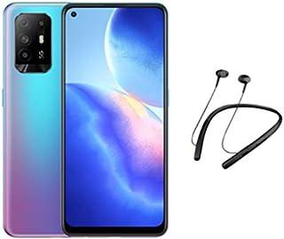 OPPO RENO5Z 5G Smartphone 8GB/128GB BLUE with Headphone