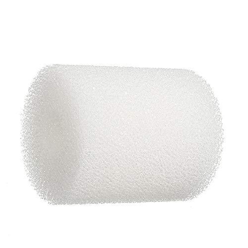GIlH 9.3x3x10.2cm blanca reutilizable piscina filtro de espuma esponja Cartucho Para Intex Tipo H
