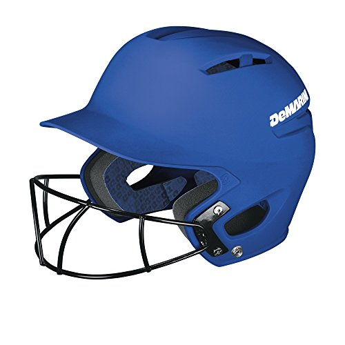 DeMarini Paradox Youth Helmet With Fastpitch Mask