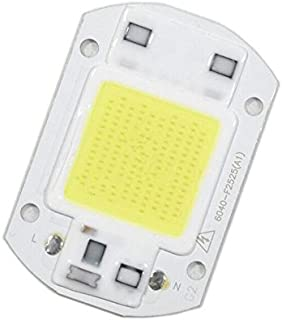 Nagulagu Driver Free 50W LED COB Chip lamp Light Cold White 110V AC