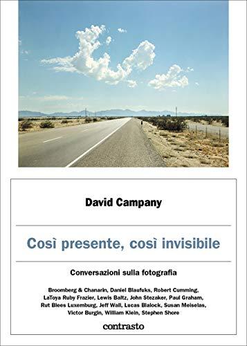 Così presente, così invisibile (Italian Edition)