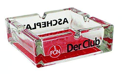 1. FC Nürnberg Fanartikel Aschenbecher Der Club Ascheplatz