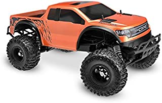 J Concepts 0084 ILLUZION Ford Raptor SVT, Clear Body for Slash 2WD