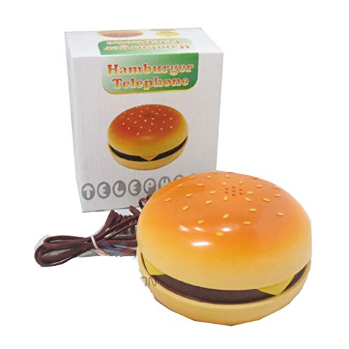 Aeromdale Hamburger Cheeseburger Burger Teléfono Teléfono EN JUNO(Telephone)