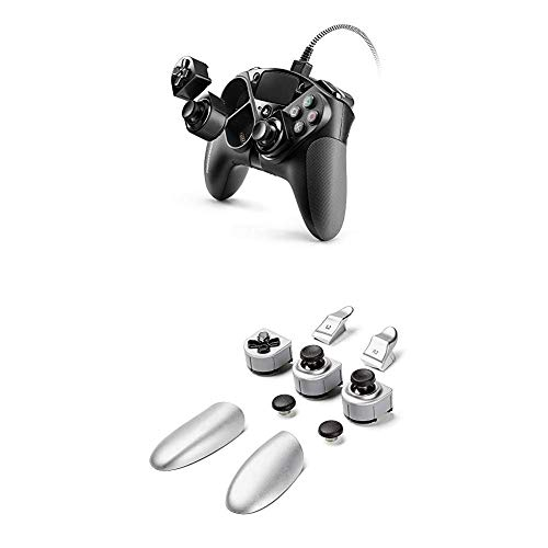 Eswap Pro Controller - PlayStation 4 + Silver Color Pack [Esclusiva Amazon.it]