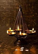 AGAAS ENTERPRISES Candle Holder Diya Stand for Home Decoration