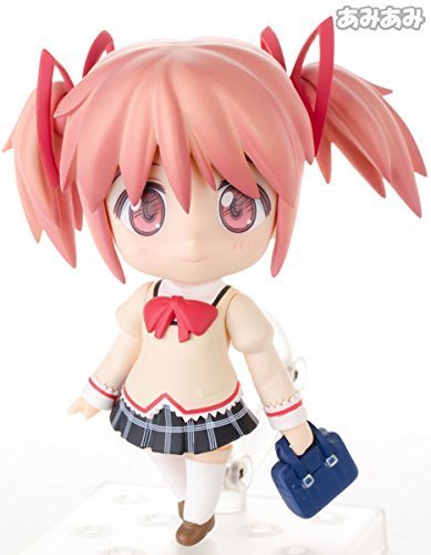 Puella Magi Madoka Magica Kaname Madoka Uniforme Scolaire Ver. Nendoroid Figurine (Wonder Festival Limité)
