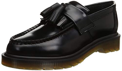 Dr. Martens Adrian Core Polished SMO, Zapatos de Vestir Unisex Adulto, Negro (Nero), 41 EU